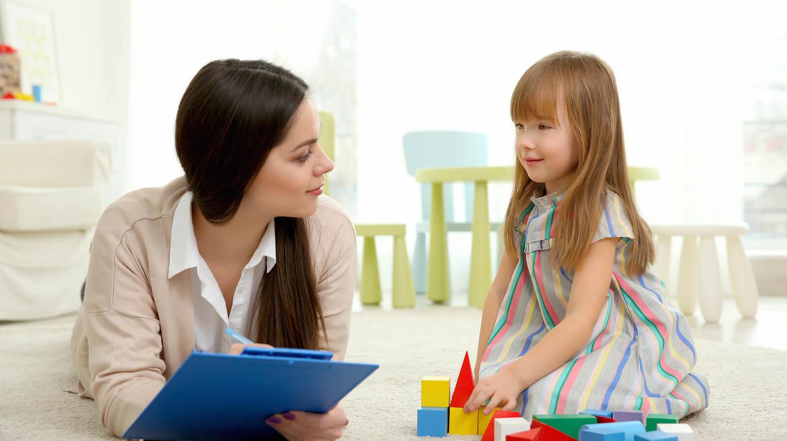 אבחון פסיכיאטרי לילדה