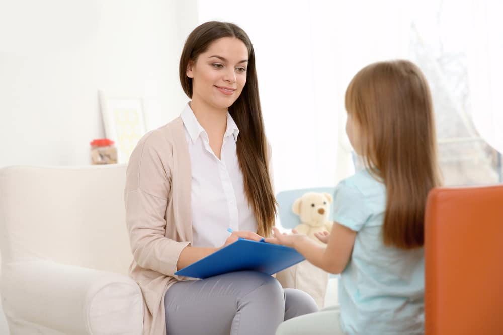 טיפול אצל קלינאית תקשורת לילדים