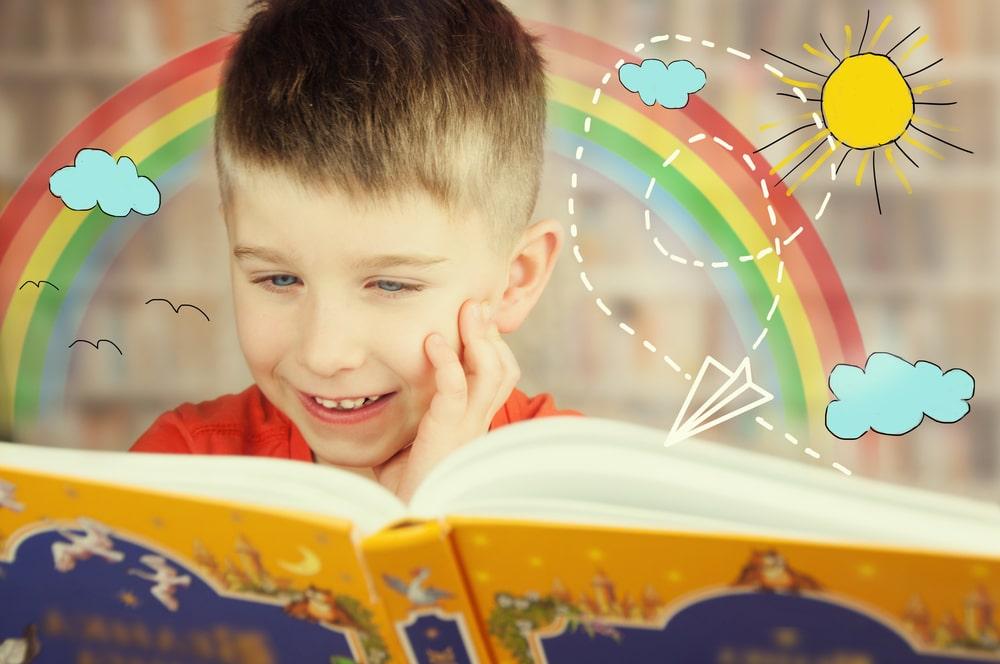 העשרת אוצר מילים לילדים בעזרת ספרים